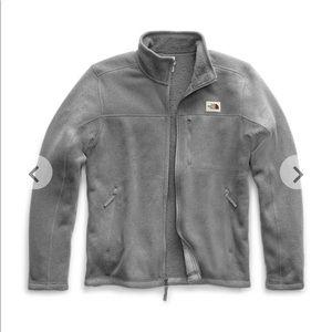 North Face Men's Gordon Lyons full-zip jacket Gray
